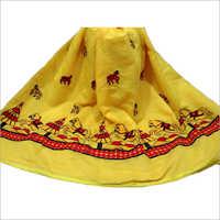 Ladies Handloom Wool Ghora Saree