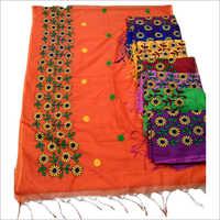 Ladies Handloom Surjomukhi Saree