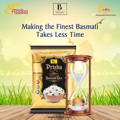 Prisha 'Extra Long' Basmati Rice(1121)