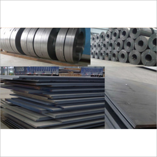 Sheet Plate and Coils