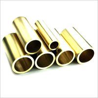 Brass Hollow Pipes