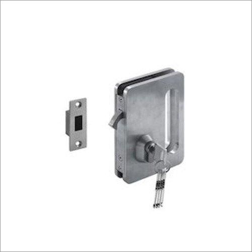 Glass Sliding Door Strike Plate Lock