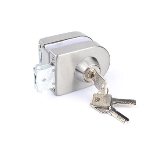 Mini Double Door Lock With Key