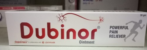 Dubinor Ointment