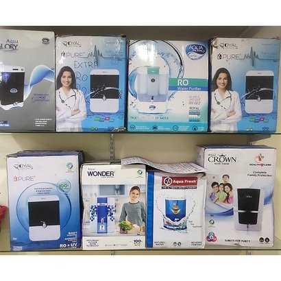 Water Purifier Certifications: Iso