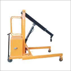 Electric Floor Crane