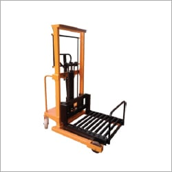 Drum And Roller Stacker