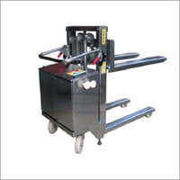 SS Battery Operated Stacker