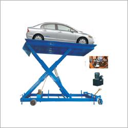 Industrial Hydraulic Car Lift