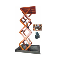 Pit Mounted Lift Table