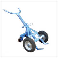 Scooter Tyre Drum Trolley