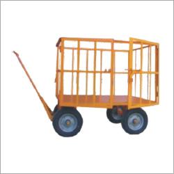 Door Type Platform Trolley
