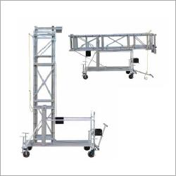 Aluminium Square Type Titable Tower Ladder