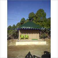 Executive PVC Swiss Cottage Tents
