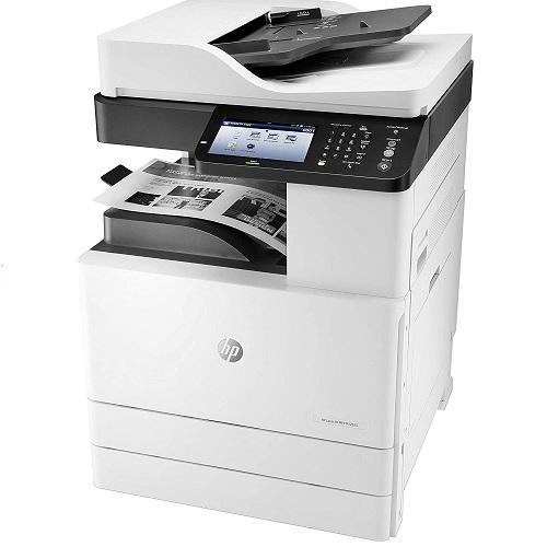 Hp Laserjet Mfp M72630dn Mono Digital Photocopier