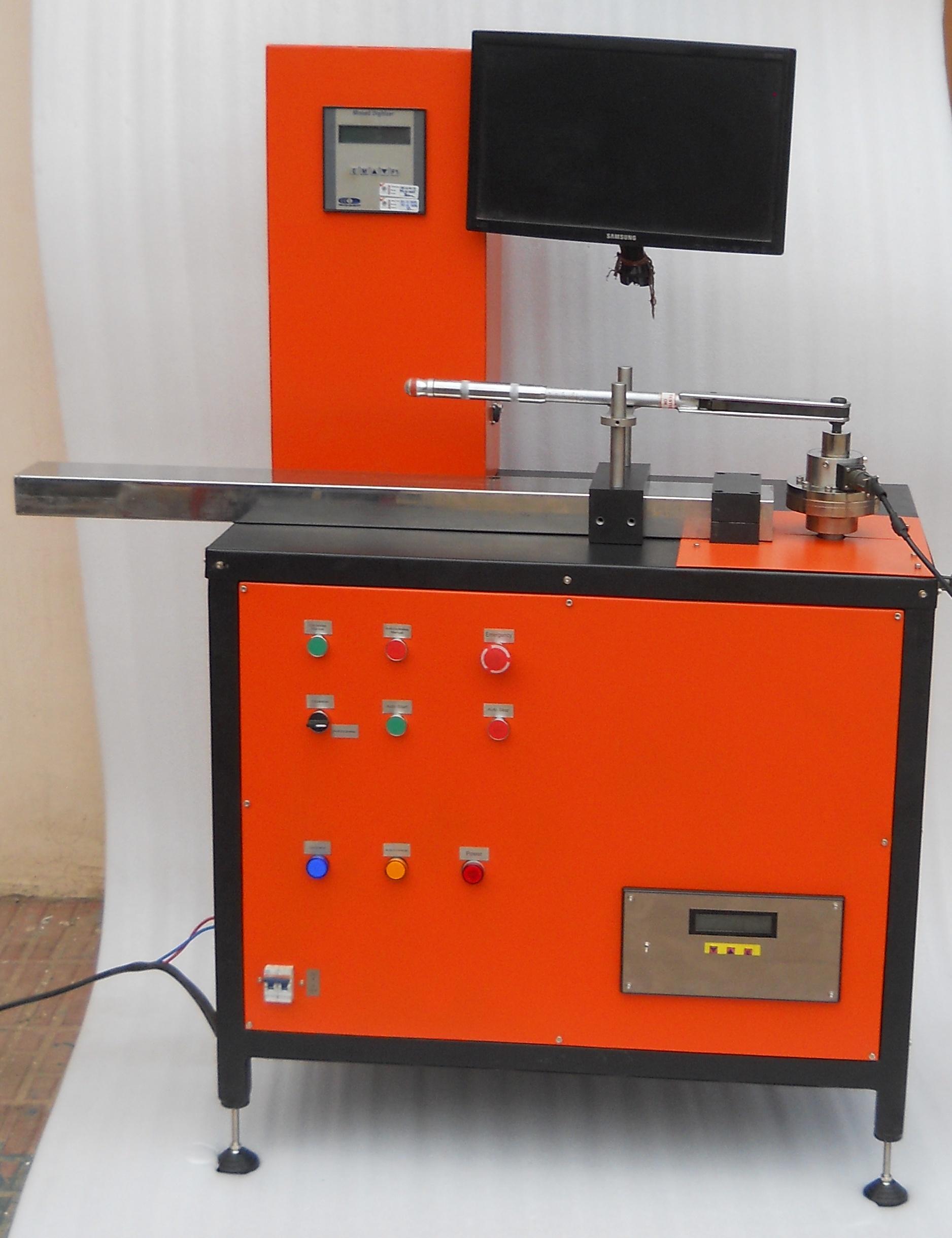 Monad Motorised Torque Wrench Calibrator