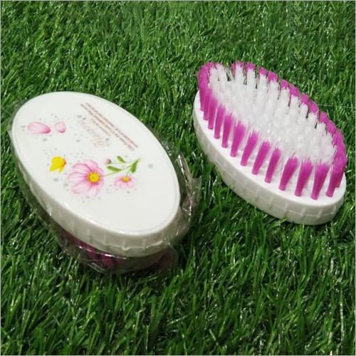 Plastic Cloth Oval Brush
