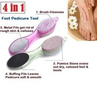 4 In1 Foot Cleaner