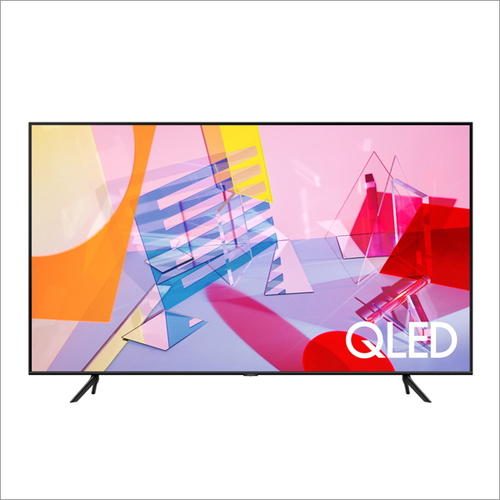 Samsung 163 cm (65 inches) 4K Ultra HD Smart QLED TV QA65Q60TAKXXL (Black) (2020 Model)