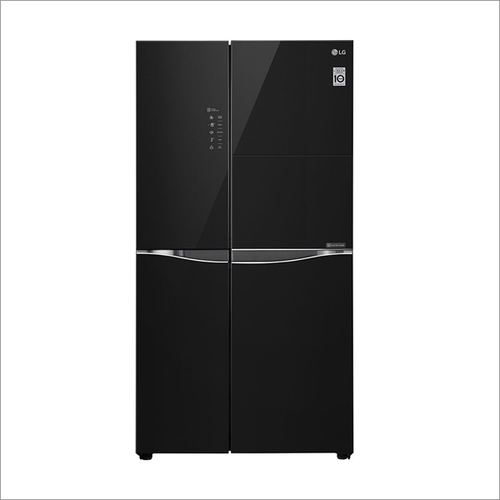 LG 687 litres Side-by-Side Refrigerator