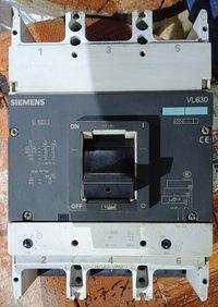SIEMENS MCCB - 500A