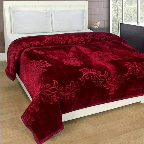 Designer Warm Mink Blanket