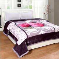 Printed Warm Mink Blanket