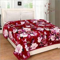 Designer Print Mink Blanket