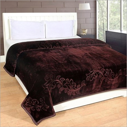 Mink Design Single And Double Bed Blanket