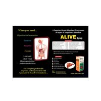 Ayurvedic Herbal Syrup For Liver Tonic-Alive Syrup