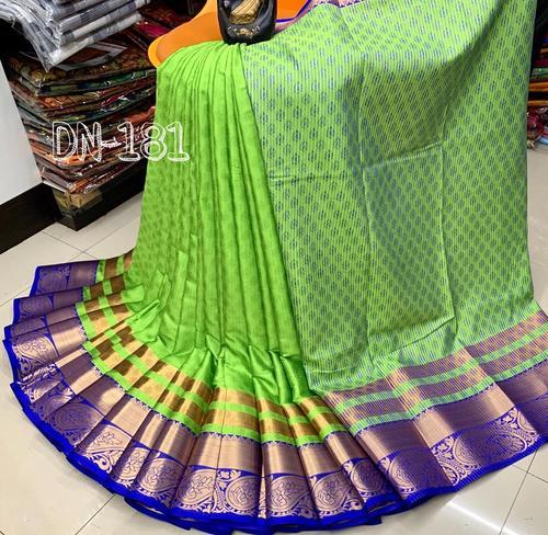 Banarasi Silk Sarees With Self Woven Design