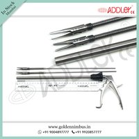 Brand New Addler Laparoscopic Clip Applicator 10mm