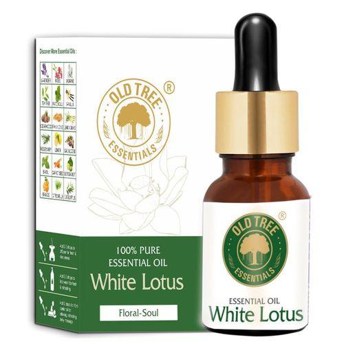 White Lotus Essential Oil
