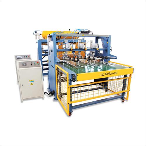 SF9022 Automatic Block Wood Pallet Leg Nailing Machine