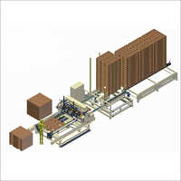 SF9026 Semi-Auto Horizontal Stringer Pallet Nailing Machine