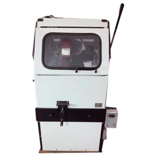 Manual Abrasive Cutting Machine - (Floor Mounted)