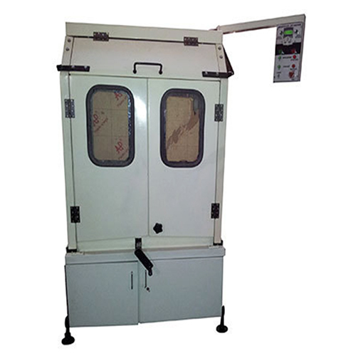 Heavy Duty Abrasive Cutting Machine - (Oscillation movemen)