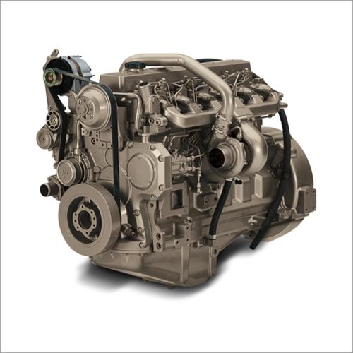Industrial Oil Engine
