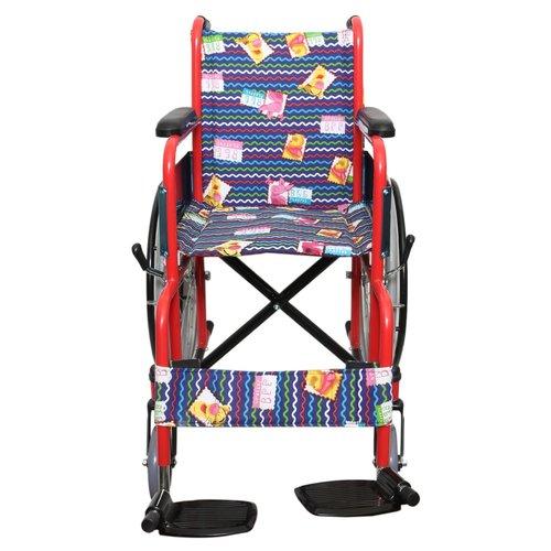 Karma Stainless Steel Children Wheel Chair