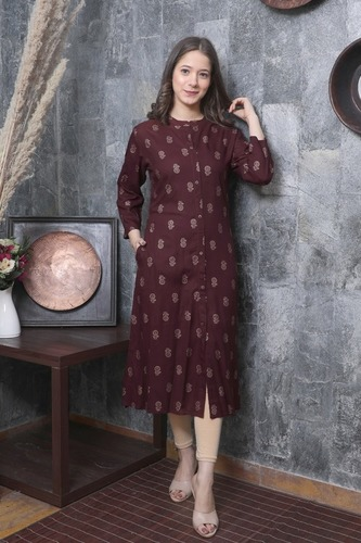 Women Printed Dresses Pr-106
