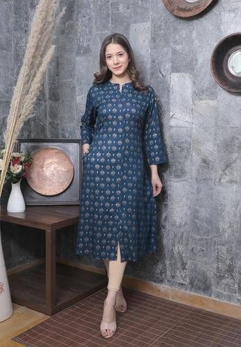 Women Printed Dresses Pr-108