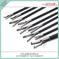 Brand New Addler Laparoscopic & Endoscopic Grasper Set Of 9