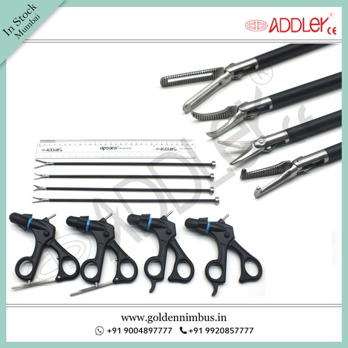 Brand New ADDLER Laparoscopic & Endoscopic Grasper Set of 4Brand New Addler Laparoscopic & Endoscopic Grasper Set Of 4