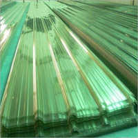 Industrial Customized Polycarbonate Corrugated Sheet