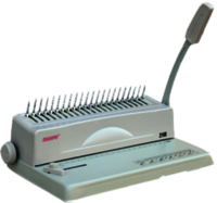 Comb Binding Machine CB 218 A