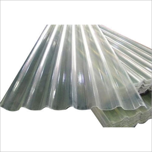 Plain Acrylic Roofing Sheets