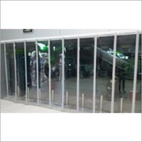 Magnetic PVC Curtain