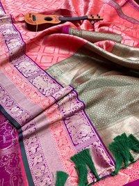 Banarasi Latest Silk Saree