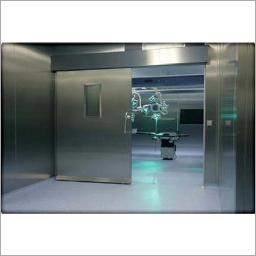 Stainless Steel Wall Partitions