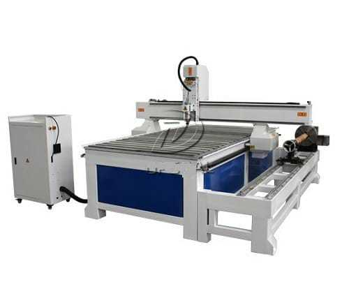 Wood Router Cutting Machine
